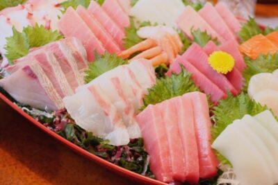 赤身魚と白身魚の種類は?