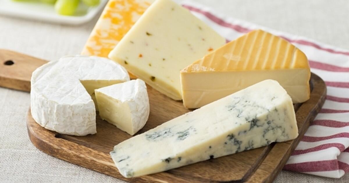 チーズの効能と栄養は?